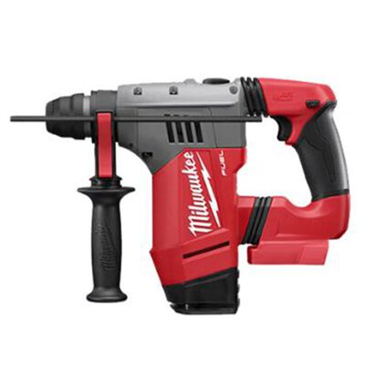 TALADRO INALAMBRICO MILWAUKEE 2715-20 SDS PLUS M18 FUEL DE 1-1/8 IN