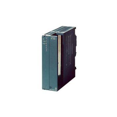 PROCESADOR DE COMUNICACIONES SIEMENS 6ES7340-1AH02-0AE0 CON INTERFAZ RS232C (V.24) INCL. PAQUETE DE CONFIGURACIÓN EN CD