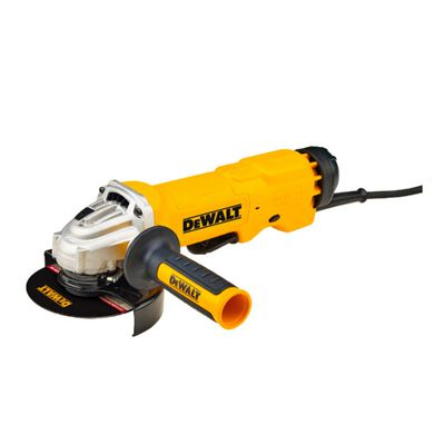MINI ESMERILADORA DEWALT ANGULAR 4 1/2 IN 1500 WATTS 11000 RPM