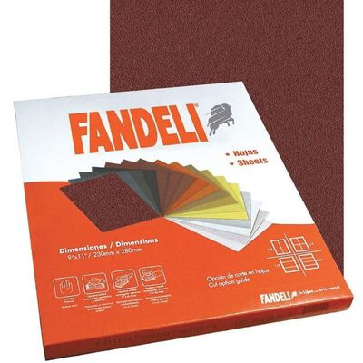 HOJA FANDELI 00078 J-86 220 0.230M X 0.280M