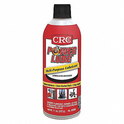 LUBRICANTE POWER LUBE MULTIPROPOSITOS CRC 85005 12 OZ
