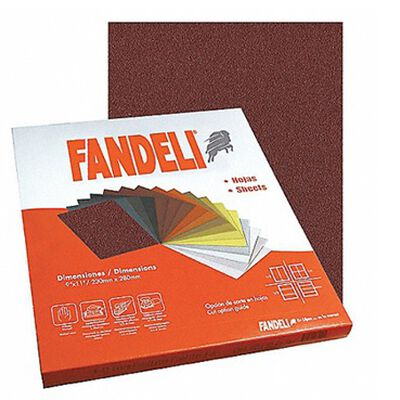 HOJA FANDELI 00081 J-86 320 0.230M X 0.280M