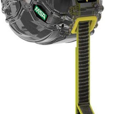 CABLE RETRACTIL MSA LATCHWAYS DE 10 FT CAP 400 LB C/GAN