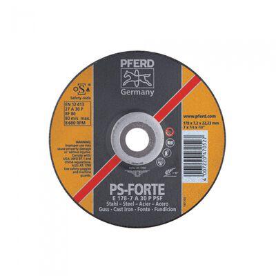 DISCO PFERD 629802 E A-030 PSFORTE 178 X 7.2 X 22.2 MM