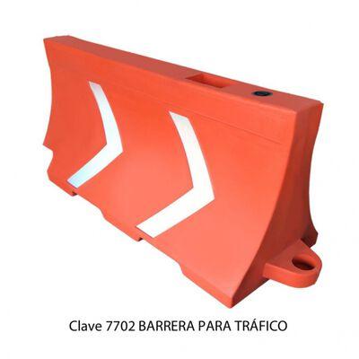BARRERA SABLON 7702 DE PROTECCION C REFLEJANTE NARANJA