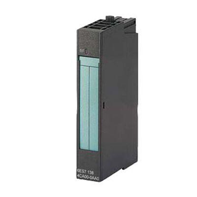 MÓDULO ELECTRÓNICO SIEMENS 6ES7134-4GB11-0AB0 PARA ET 200S 2 AI I-4DMU ESTÁNDAR 15 MM DE ANCHO +/-20 MA 13 BITS + SIGNO 4...20 MA 12 BITS