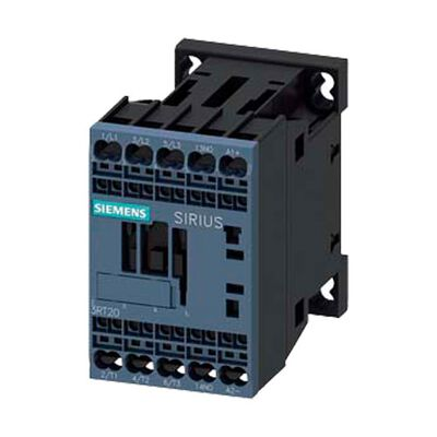 CONTACTOR SIEMENS 3RT2017-2BB41 AC-3 12 A 5.5 KW/400 V