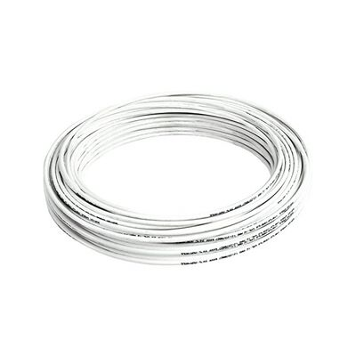 CABLE ELECTRICO SURTEK 136913 TIPO THW-LS / THHW-LS CAL. 8 100 M BLANCO