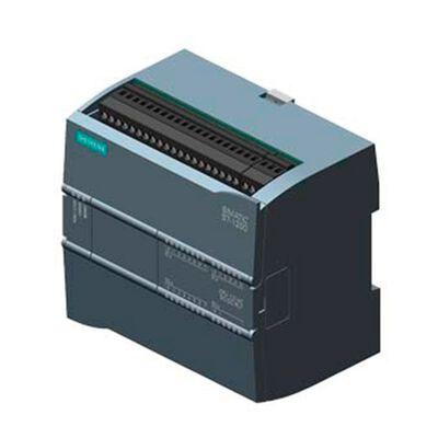 CPU COMPACTA SIEMENS SIMATIC S71200 DCDCRELE ES INTEGRADAS 14 DI 24 V DC 10 DO RELE 2 A