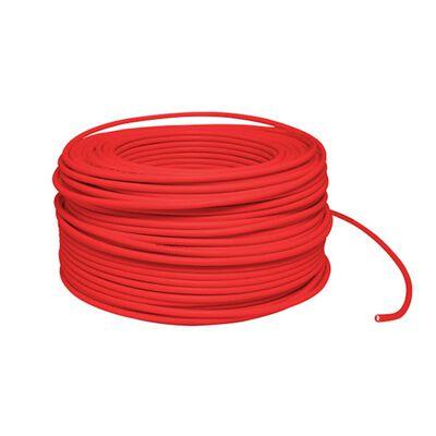 CABLE ELECTRICO SURTEK 136945 CAL.10 UL 100 M ROJO