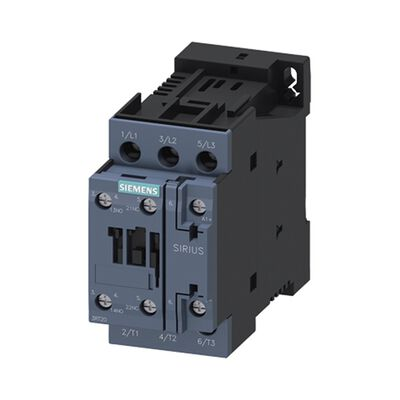 CONTACTOR SIEMENS 3RT20271BB40 AC3 15 KW  400 V