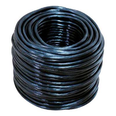CABLE SURTEK 136936 ELECTRICO USO RUDO CAL. 3 X 12 100M BLANCO Y NEGRO