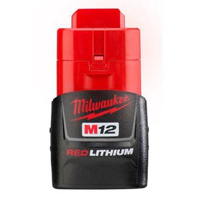 BATERIA MILWAUKEE REDLITHIUM M12 12 V