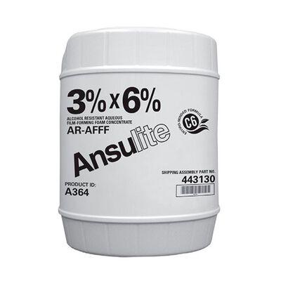 ESPUMA ANSUL ANSULITE A364 3X6 AR-AFFF 55 GALONES