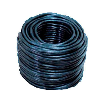 CABLE SURTEK 136938 ELECTRICO USO RUDO CAL. 3 X 14 100M BLANCO Y NEGRO